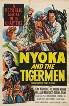 Perils of Nyoka - 11 x 17 Movie Poster - Style H