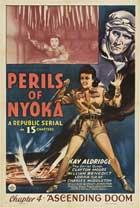 Perils of Nyoka - 11 x 17 Movie Poster - Style I