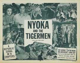 Perils of Nyoka - 11 x 14 Movie Poster - Style A