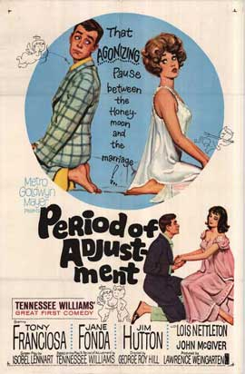 Period of Adjustment - 11 x 17 Movie Poster - Style A