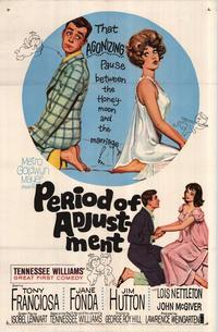 Period of Adjustment - 27 x 40 Movie Poster - Style A