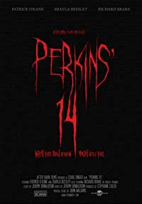 Perkins' 14 - 43 x 62 Movie Poster - Bus Shelter Style A