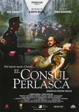 Perlasca: The Courage of a Just Man - 11 x 17 Movie Poster - Spanish Style A
