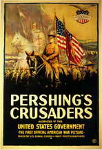 Pershing's Crusaders - 11 x 17 Movie Poster - Style A