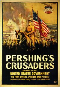 Pershing's Crusaders - 43 x 62 Movie Poster - Bus Shelter Style A