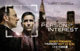 Person of Interest (TV) - 11 x 17 TV Poster - Style A