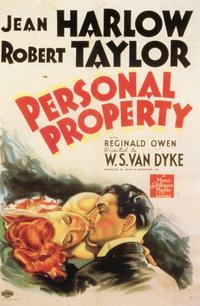 Personal Property - 11 x 17 Movie Poster - Style A