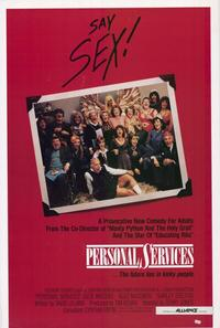 Personal Services - 27 x 40 Movie Poster - Style A