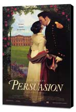 Persuasion - 11 x 17 Movie Poster - Style A - Museum Wrapped Canvas