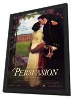 Persuasion - 27 x 40 Movie Poster - Style A - in Deluxe Wood Frame