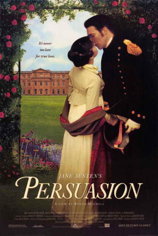 Persuasion Movie Posters From Movie Poster Shop