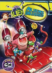 Pet Alien - 11 x 17 Movie Poster - Style D