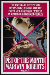 Pet of the Month: Mariwin Roberts - 27 x 40 Movie Poster - Style A