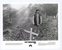 Pet Sematary 2 - 8 x 10 B&W Photo #1