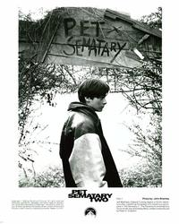 Pet Sematary 2 - 8 x 10 B&W Photo #3