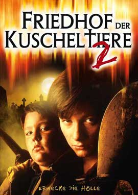 Pet Sematary 2 - 11 x 17 Movie Poster - German Style A