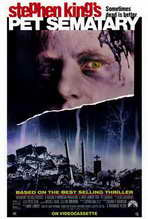 Pet Sematary - 27 x 40 Movie Poster - Style A