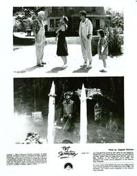 Pet Sematary - 8 x 10 B&W Photo #2