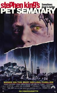 Pet Sematary - 43 x 62 Movie Poster - Bus Shelter Style A