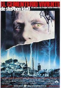Pet Sematary - 11 x 17 Movie Poster - Spanish Style A