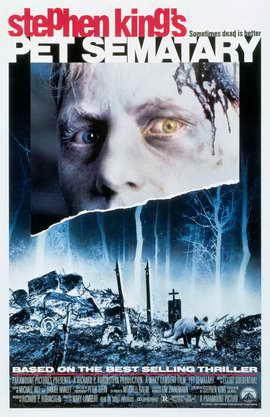 Pet Sematary - 11 x 17 Movie Poster - Style B