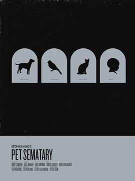Pet Sematary - 11 x 17 Movie Poster - Style C