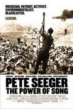 Pete Seeger: The Power of Song - 27 x 40 Movie Poster - Style A