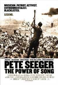 Pete Seeger: The Power of Song - 11 x 17 Movie Poster - Style A
