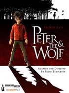 Peter & the Wolf - 43 x 62 Movie Poster - Bus Shelter Style A