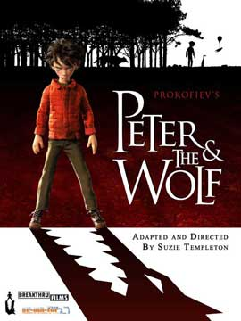 Peter & the Wolf - 27 x 40 Movie Poster - Style A