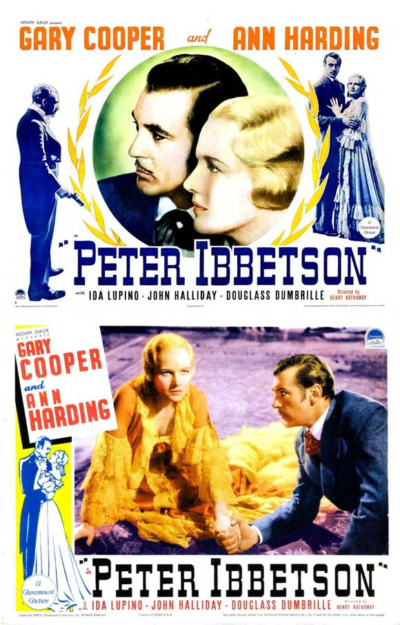 Peter Ibbetson movie