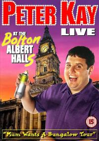 Peter Kay: Live at the Bolton Albert Halls - 11 x 17 Movie Poster - UK Style A