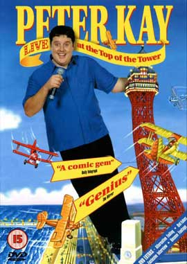 Peter Kay: Live at the Top of the Tower - 11 x 17 Movie Poster - UK Style A