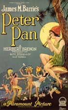 Peter Pan - 11 x 17 Movie Poster - Style C