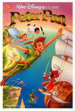 Peter Pan - 27 x 40 Movie Poster