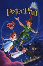 Peter Pan - 11 x 17 Movie Poster - Style D
