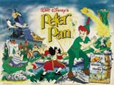 Peter Pan - 30 x 40 Movie Poster UK - Style A