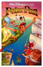 Peter Pan - DS 1 Sheet Movie Poster - Style A