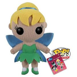 Peter Pan - Tinker Bell Pop! Plush