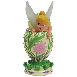 Peter Pan - Tinker Bell Peek-A-Boo Egg Statue