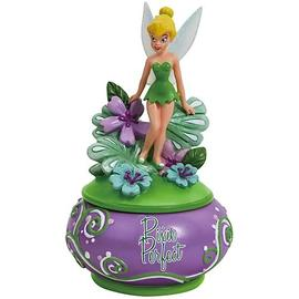 Peter Pan - Tinker Bell Pixie Perfect Flowers Trinket Box