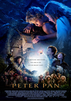 Peter Pan - 11 x 17 Movie Poster - German Style A