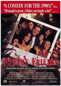 Peter's Friends - 11 x 17 Movie Poster - Style B