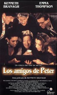 Peter's Friends - 11 x 17 Movie Poster - Spanish Style A
