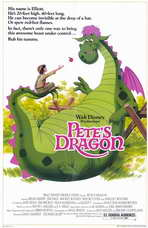 Pete's Dragon - 11 x 17 Movie Poster - Style A