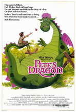 Pete's Dragon - 27 x 40 Movie Poster - Style A