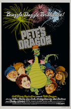 Pete's Dragon - 11 x 17 Movie Poster - Style B