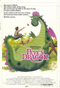 Pete's Dragon - 43 x 62 Movie Poster - Bus Shelter Style A