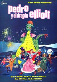 Pete's Dragon - 11 x 17 Movie Poster - Spanish Style A