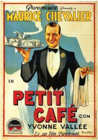 Petit Caf� - 27 x 40 Movie Poster - Spanish Style A